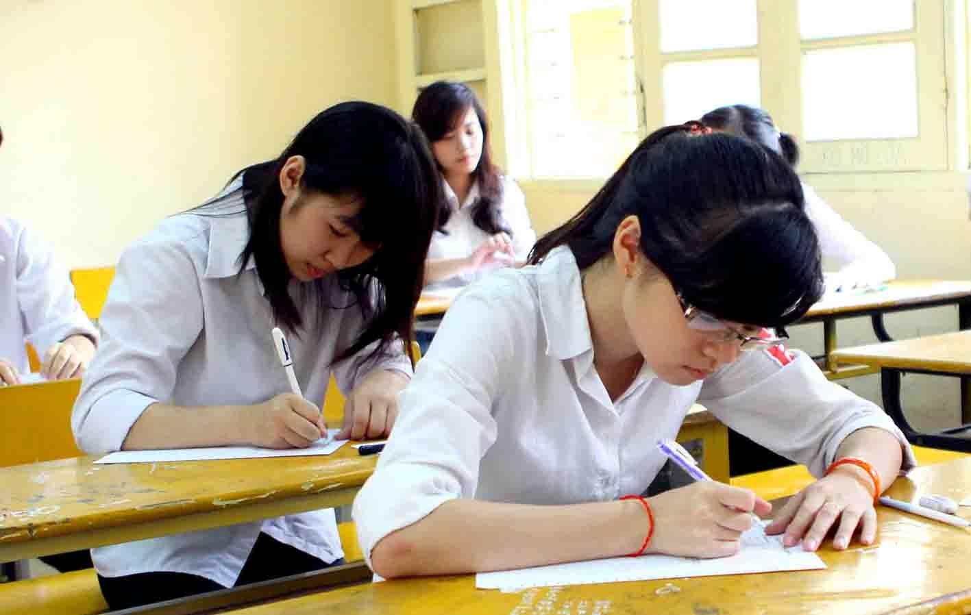 Lưu Ý quan trọng trong kỳ thi THPT Quốc Gia năm 2017 các điều nên và không nên làm trước kỳ thi THPT Quốc Gia năm 2017
