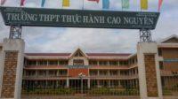 Đề thi thử môn Lịch Sử trường THPT Thực Hành Cao Nguyên Lần 1 năm 2017