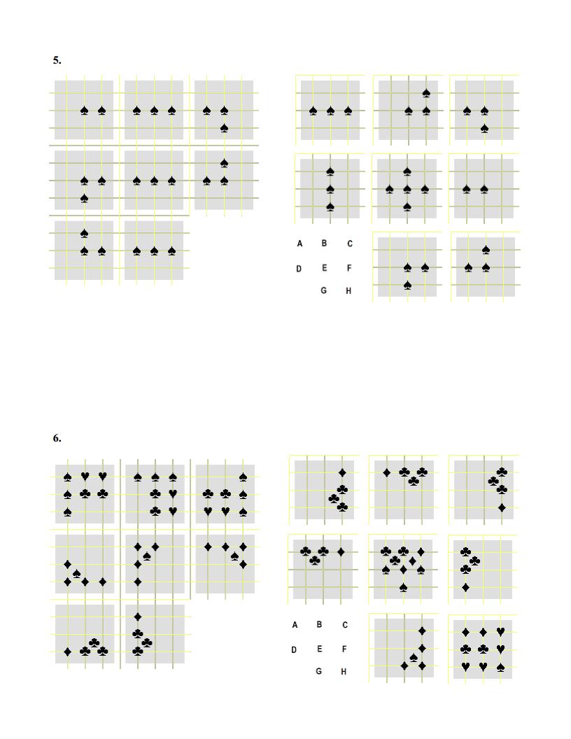 Test IQ Miễn phí - Bài Test IQ Bằng hình ảnh số 01 CÓ ĐÁP ÁN