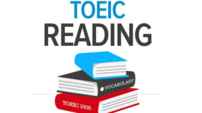 TOEIC ETS Reading Test 03