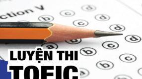 Đề thi TOEC số 06 có đáp án - Theo cấu trúc mới 2019