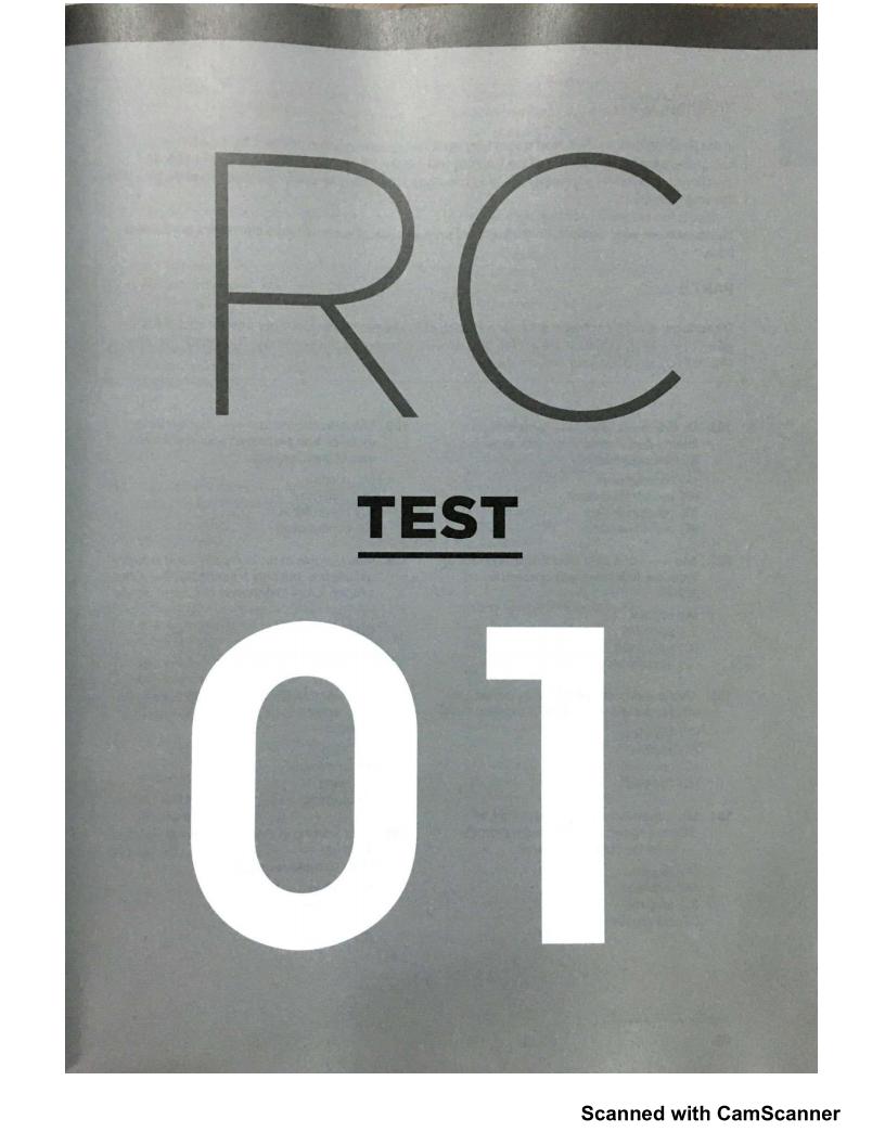 Đề TOEIC ETS Reading Test 01 MỚI NHẤT 2019 - Có hướng dẫn chi tiết